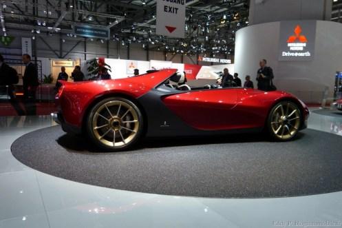 Genève 2013 Pininfarina 001