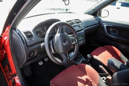 Škoda Fabia Monte-Carlo