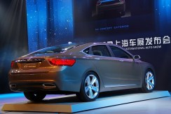 Geely Emgrand KC Concept 2