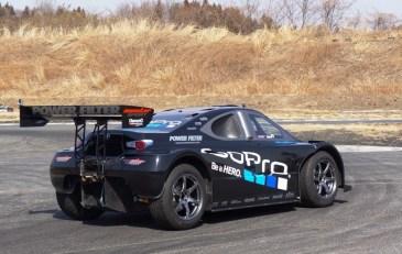 Toyota GT86 V6 biturbo Pikes Peak