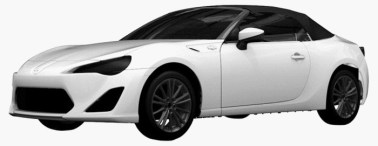 Toyota-GT86-cabriolet