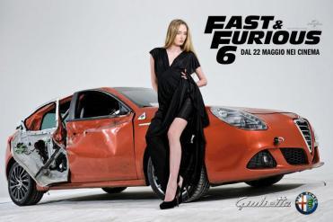 Alfa Romeo Giulietta F&F6