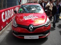 Commissaire de Course Clio RS