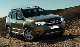 Dacia Duster restylé -illustration-