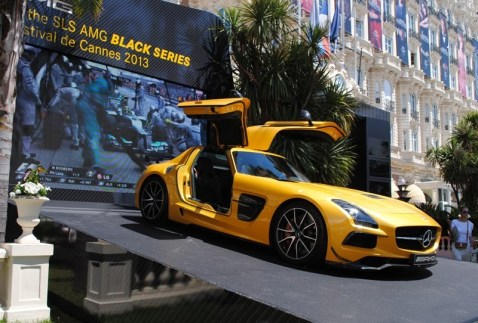 Mercedes SLS AMG Black Series (1)