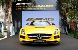 Mercedes SLS AMG Black Series (5)