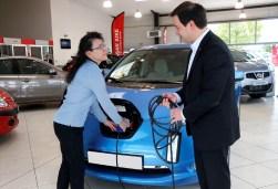 10000 Nissan Leaf livrée en Europe