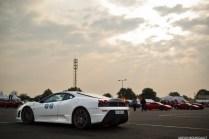 AB Ferrari 430 Scuderia blanche