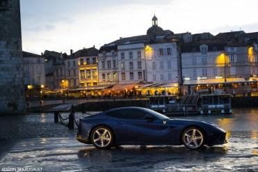 AB Ferrari F12 Berlinetta port lumière LR