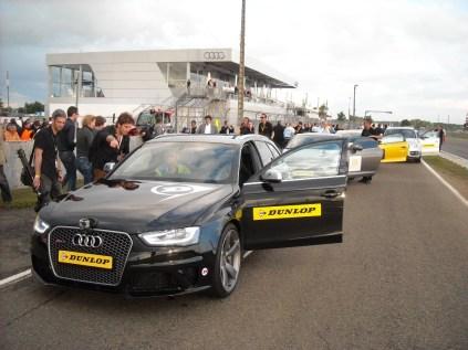 Audi RS4 Dunlop (3)