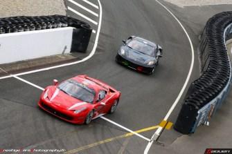 FJ et Ferrari