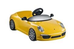 Porsche 911 à pédale