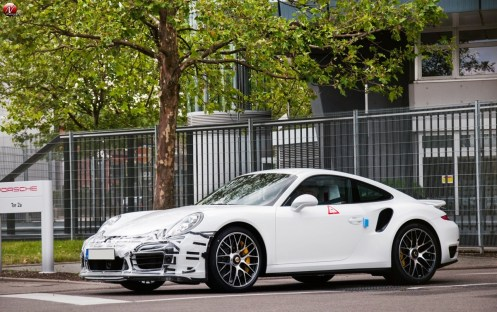 Porsche 911 Turbo by N