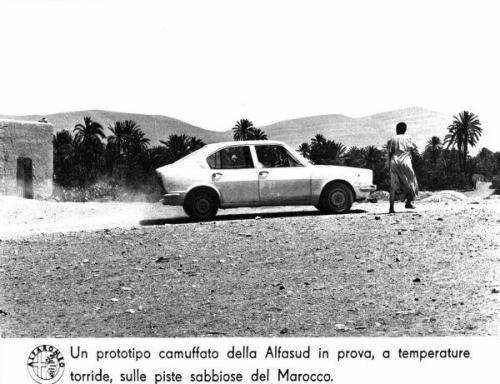Prototype Alfasud