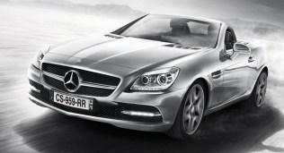 SLK Mercedes Sport
