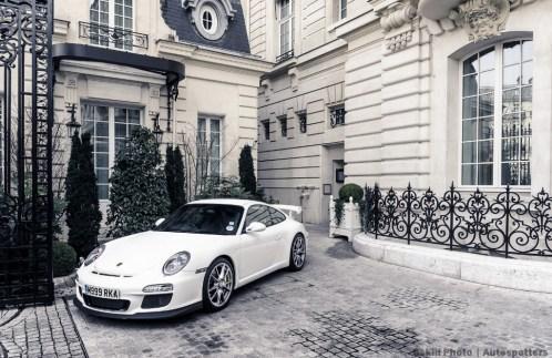 gauv et 911 GT2