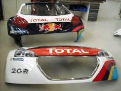 pièces Peugeot 208 Pikes Peak (1)