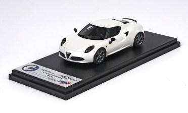 Alfa Romeo 4C by BBRmodels envoyée aux clients
