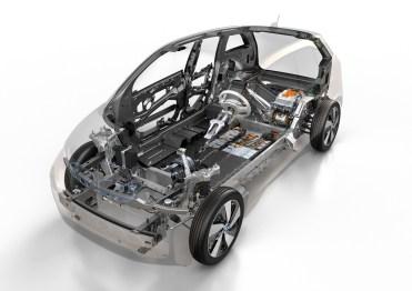 BMW i3 ec
