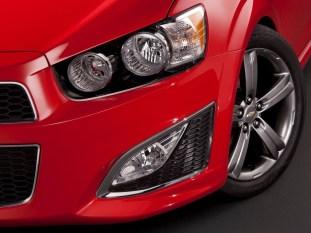 Chevrolet Aveo RS