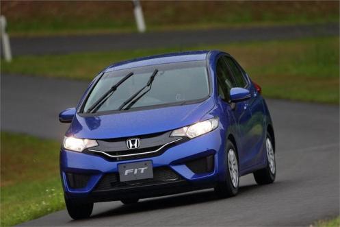 Honda-Fit-Jazz 2014