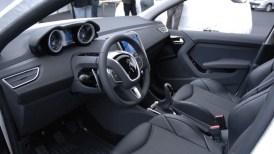 Intérieur Peugeot 208 projet A9