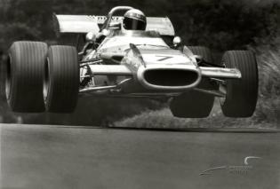 Stewart Matra MS80 Ring 1969