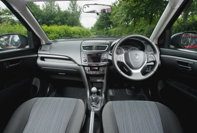 Suzuki Swift GLX 5 portes