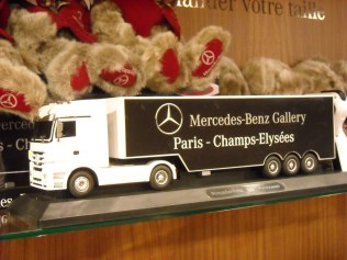 Camion Mercedes Benz Gallery
