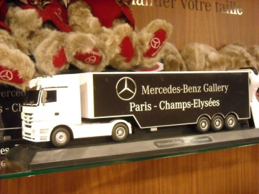 Camion Mercedes Benz Gallery