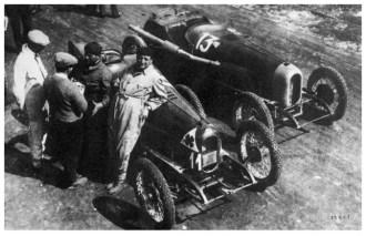 Ferrrai sur Alfa-Romeo P2