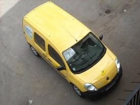 Kangoo Z.E. Renault La Poste (100)
