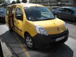 Kangoo Z.E. Renault La Poste (109)