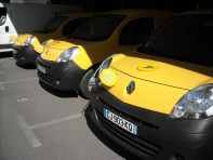 Kangoo Z.E. Renault La Poste (2)