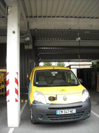 Kangoo Z.E. Renault La Poste (8)