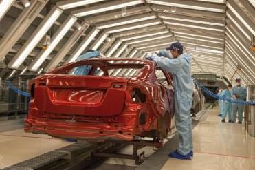 Volvo en Chine