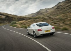 Bentley Continental GT V8S 2014
