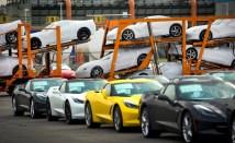 Corvette Stingray premières livraisons
