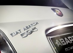 Fiat Abarth 595 50eme anniversaire