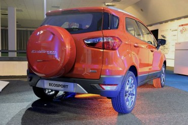 Ford Ecosport Limited edition