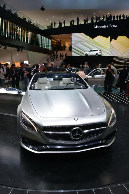 MB Classe S Coupé Concept 2013.25
