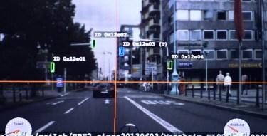 Mercedes Classe S Autonome - Trafic