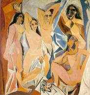 B78 Demoiselles d'Avignon