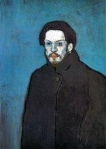 B78 Picasso Période Bleue