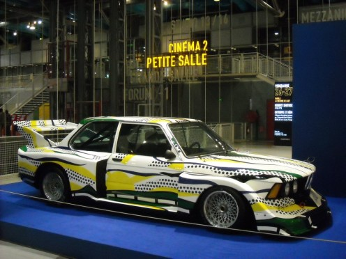 BMW Art Car Lichtenstein (12)