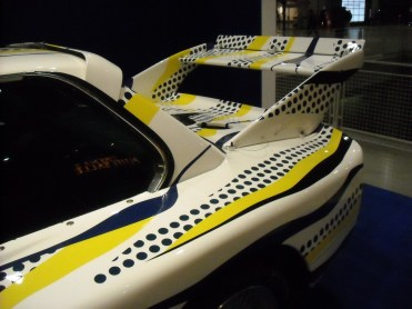 BMW Art Car Lichtenstein (8)
