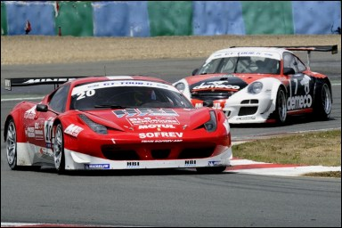 AUTO - GT TOUR MAGNY-COURS 2011