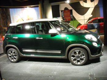 Fiat 500 L Trekking (5)