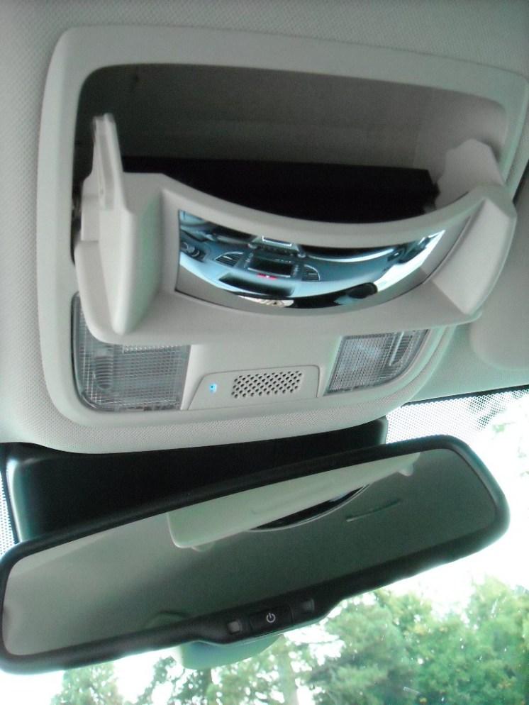 Intérieur Honda CR-V (8)