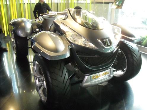 Peugeot Concept Quark (2)